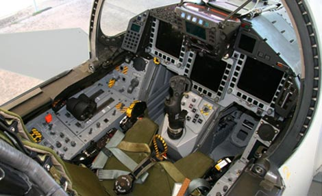eurofighter cockpit